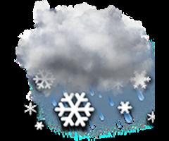 Ploaie cu zăpadă